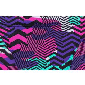 TYR Teramo Allover Trunks Men Purple/Turquoise